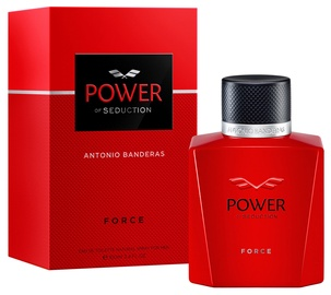 Tualetes ūdens Antonio Banderas Power Of Seduction Force 100ml EDT