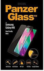 PanzerGlass Screen Protector For Samsung Galaxy A40 Black
