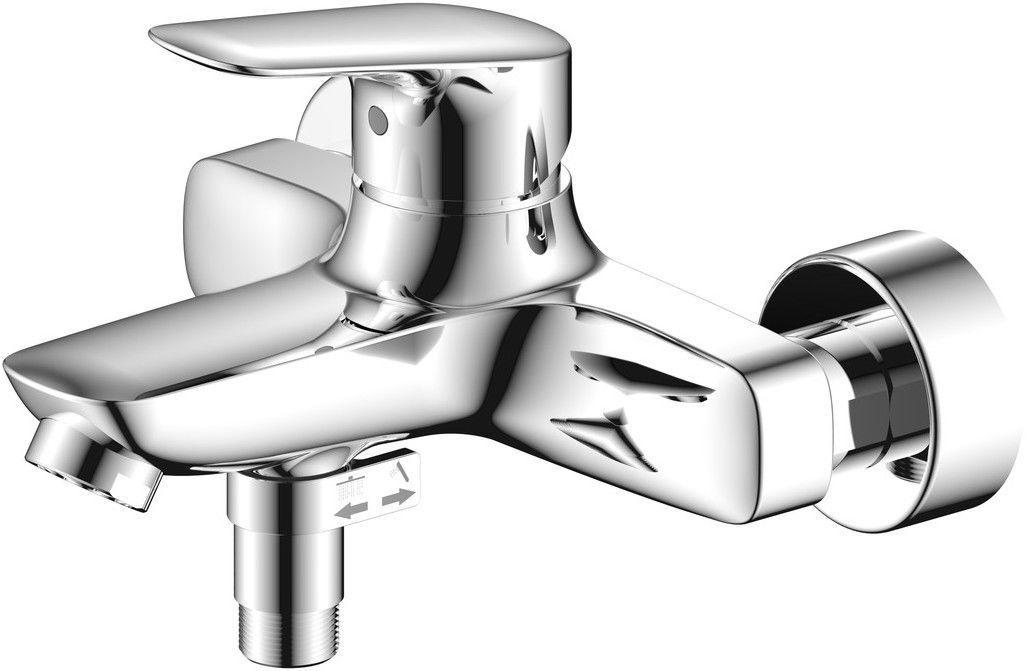 Shower Faucet.Vento Prato Pr702 03 Shower Faucet Chrome