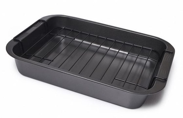 Fissman Roaster Pan With Removable Rack 37.5x27.5x6cm