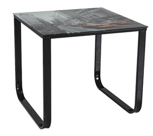Signal Meble Taxi D Coffee Table New York/Black