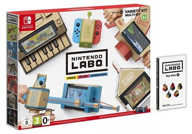 Nintendo Labo Variety Kit Toy-Con 01