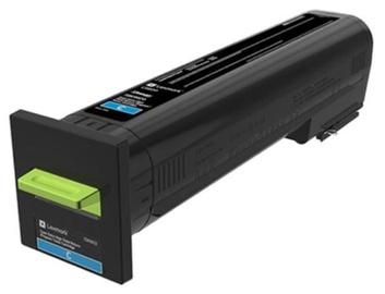 Lazerinio spausdintuvo kasetė Lexmark Toner Cartridge 22K Cyan