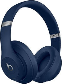 Ausinės Beats Studio3 Wireless Blue, belaidės