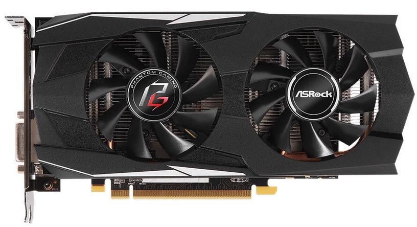ASRock Radeon RX 570 Phantom Gaming D OC 8GB GDDR5 PCIE 90-GA0N00-00UANF