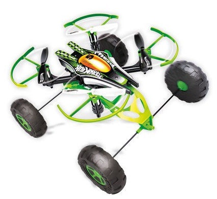 Mondo Motors Hot Wheels Monster X Terrain Drone 63572