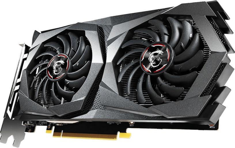 MSI GeForce GTX 1650 GAMING X 4GB GDDR6 PCIE GTX1650D6GAMINGX