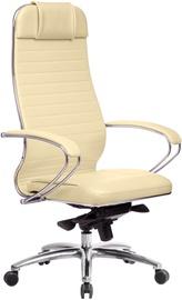 Biuro kėdė MN Samurai KL-1.04 Leather Beige