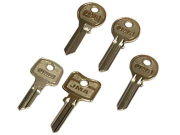 Atslēgas sagatave JMA FR-1D, 5 gab. iepakojumā