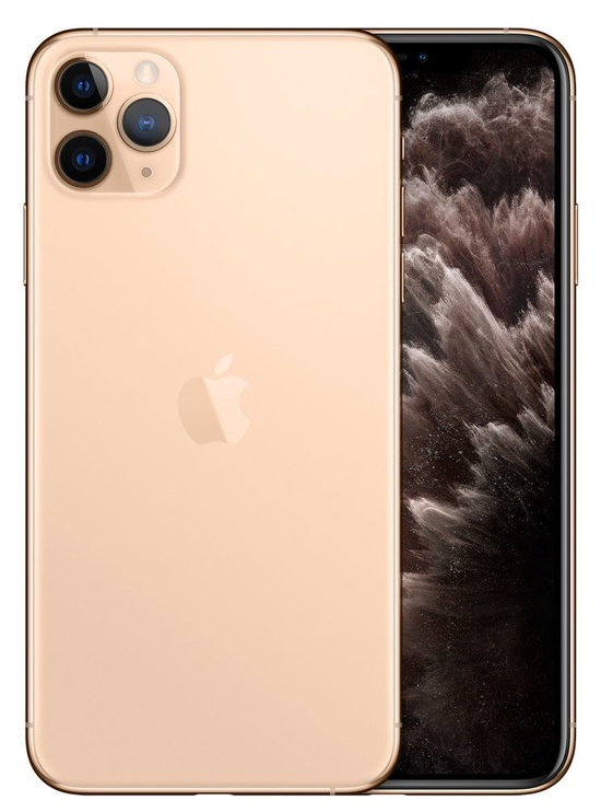 Mobilus telefonas Apple iPhone 11 Pro Max 256GB Gold