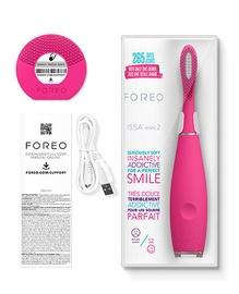 Электрическая зубная щетка Foreo Issa 2 mini, розовый