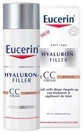 Eucerin Hyaluron-Filler CC Cream SPF15 50ml Medium