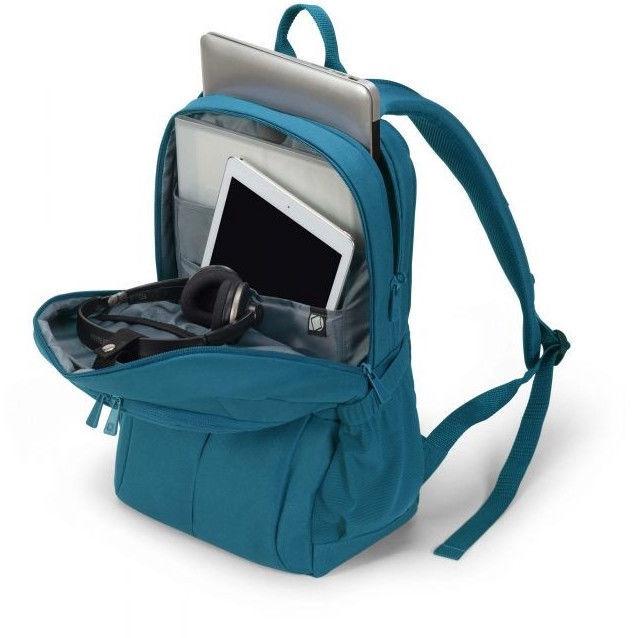 "Dicota Eco Backpack Scale 13 - 15.6"" Blue"