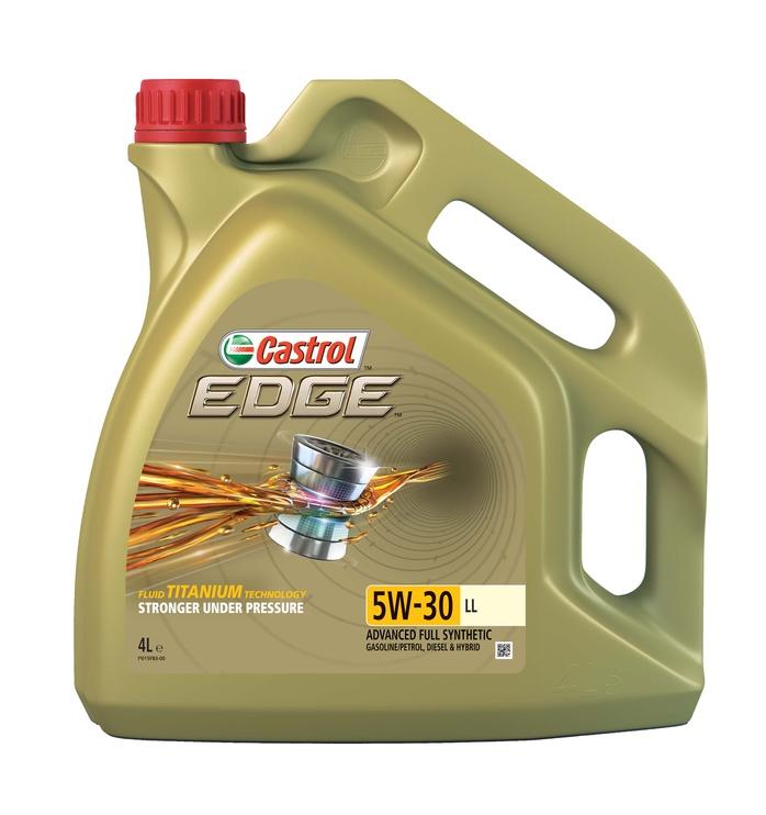 Motoreļļa Castrol Edge 5W-30, 4l