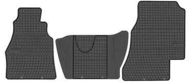 Frogum Mercedes Benz Sprinter I / VW LT Rubber Floor Mats