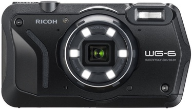 Ricoh WG-6 Digital Camera Black