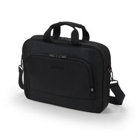 Сумка для ноутбука Dicota Eco Top Traveller Base, черный, 13-14.1″