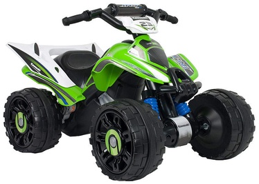 Injusa Quad Kawasaki ATV 12V Green 66055
