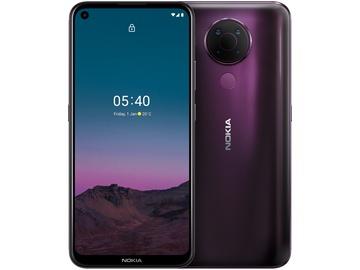 Mobilusis telefonas Nokia 5.4, violetinis, 4GB/64GB