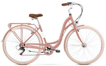 "Velosipēds Romet Sonata Eco Pink 2021, 17"", 28"""
