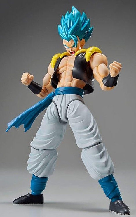 Bandai Dragon Ball Super Saiyan God Gogeta