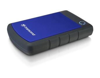 "Išorinis kietasis diskas Transcend TS1TSJ25H3B, 2,5"", 1 TB, USB 3,1"