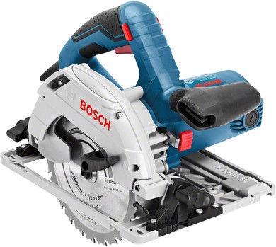 Bosch GKS 55+ G L-Boxx Circular Saw