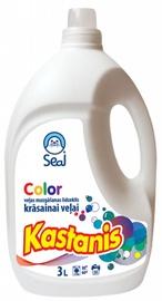 Seal Kastanis Laundry Detergent Color 3l