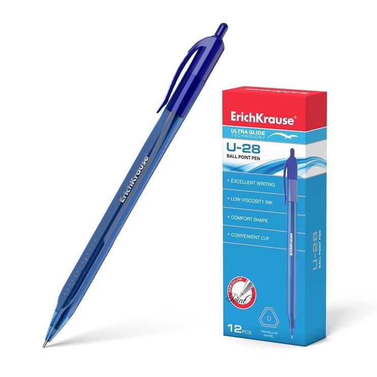 ErichKrause U-28 Ultra Glide Technology Pen Blue