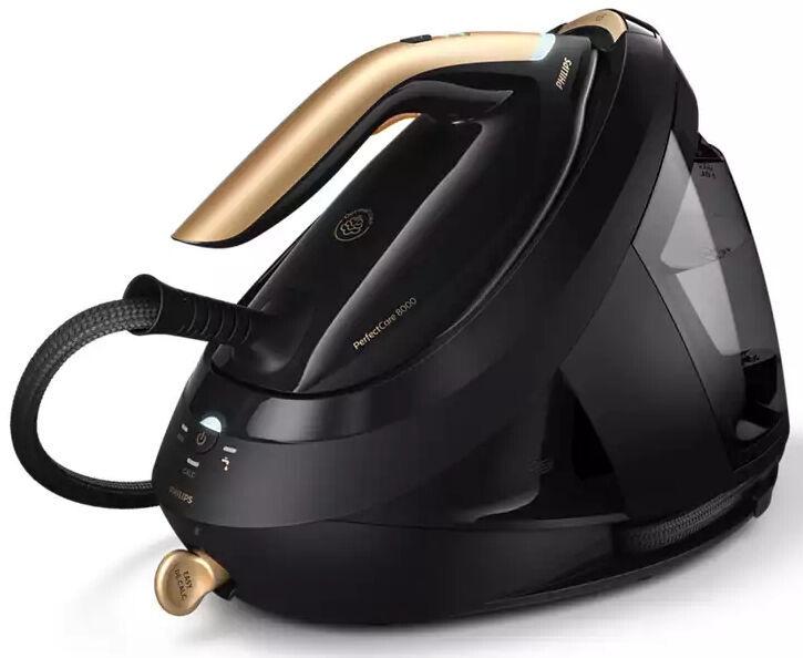 Гладильная система Philips PSG8130/80, золотой/черный