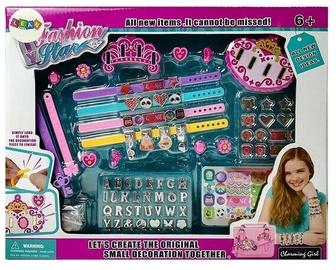 Aproces izgatavošanas komplekts LEAN Toys Fashion Star Charming Girl