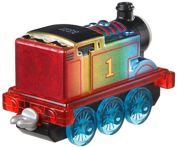 Fisher Price Thomas & Friends Adventures Special Edition Rainbow Thomas FJP74