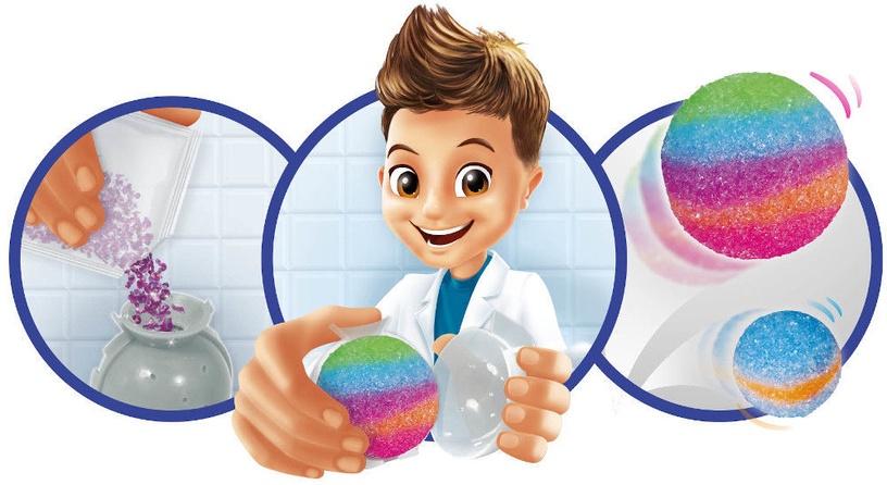 Buki France Mini Lab Bouncy Balls