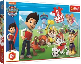 Trefl Maxi Puzzle Paw Patrol 15pcs 14336
