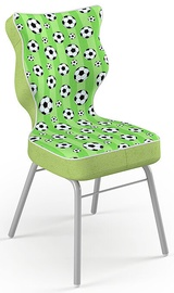 Детский стул Entelo Solo Size 4 ST29, зеленый, 340 мм x 775 мм