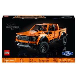 Конструктор LEGO Technic Ford® F-150 Raptor 42126, 1379 шт.