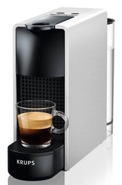 Krups Nespresso Essenza Mini XN110E Coffee Machine Silver