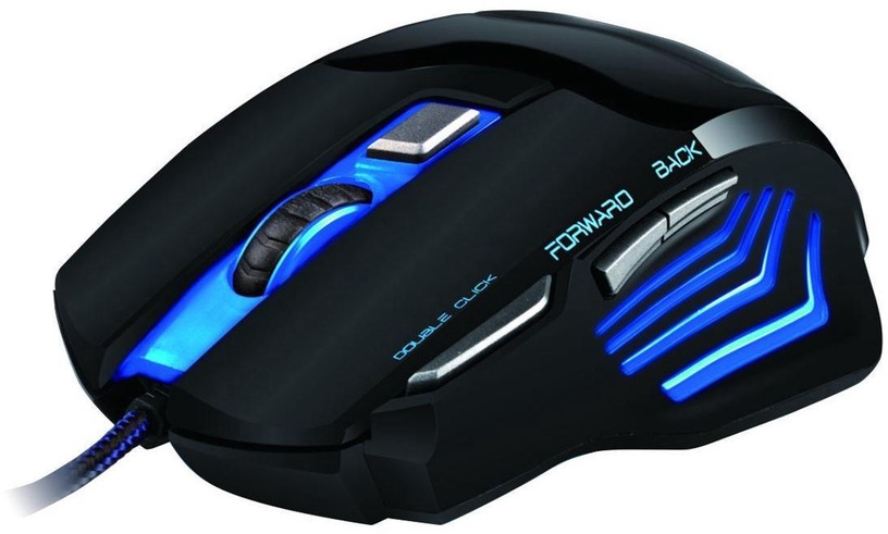 Aula Ghost Shark Lite Gaming Mouse Black