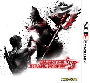 Resident Evil: Mercenaries 3DS