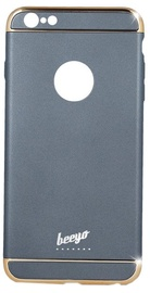 Beeyo Smooth Back Case For Samsung Galaxy S6 Gray
