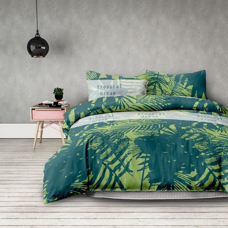 Gultas veļas komplekts AmeliaHome Averi Rain Forest, daudzkrāsains, 200x220/70x90 cm
