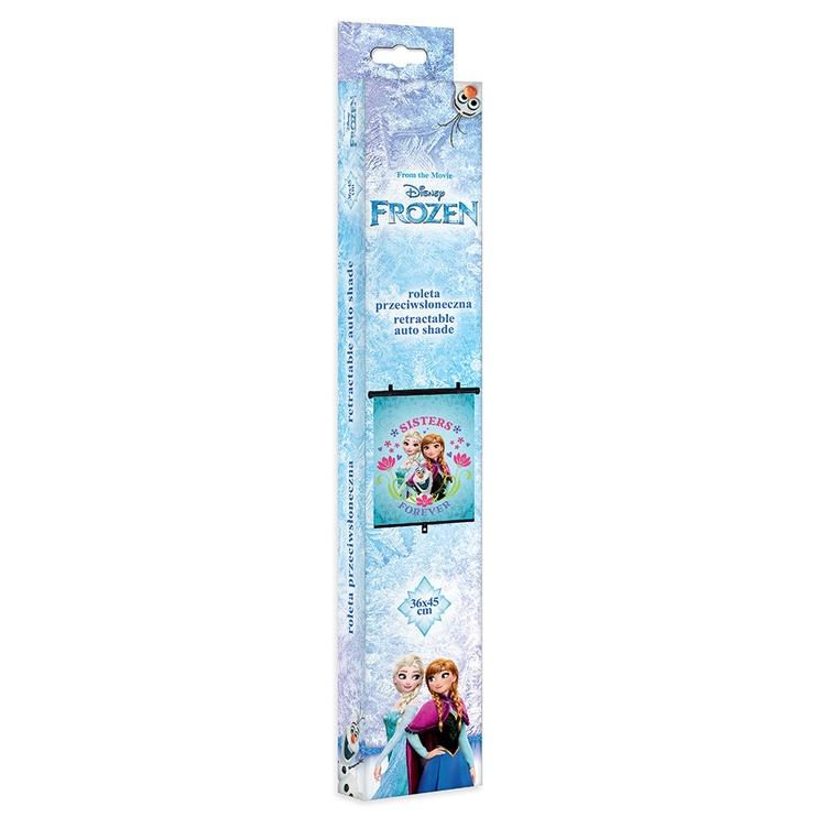 Disney Frozen 9308 Retractable Auto Shade 36x45cm