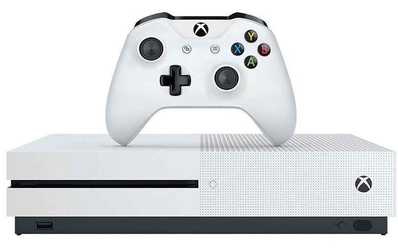 Microsoft Xbox One S 1TB All-Digital with Minecraft plus Sea of Thieves plus Fortnite