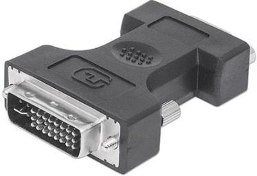 Manhattan Adapter DVI / VGA Black