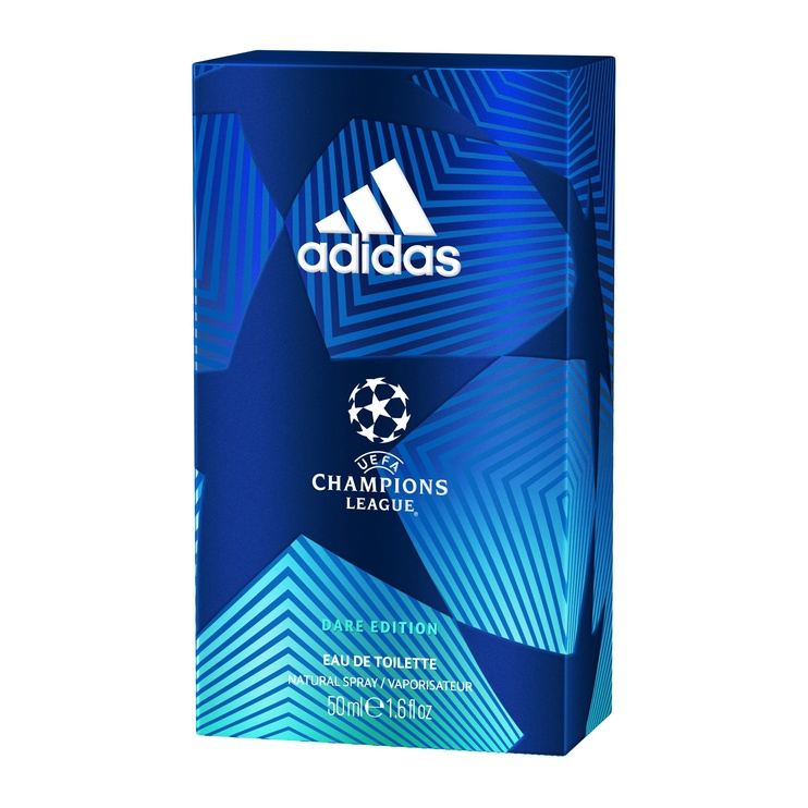 Tualetes ūdens Adidas UEFA Champions League Dare Edition 100ml EDT
