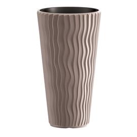 Prosperplast Indoor Plant Pot 29.7x53.1cm Brown