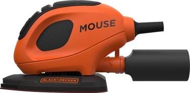 Black & Decker Mouse Detail Sander With 6 Sanding Sheets