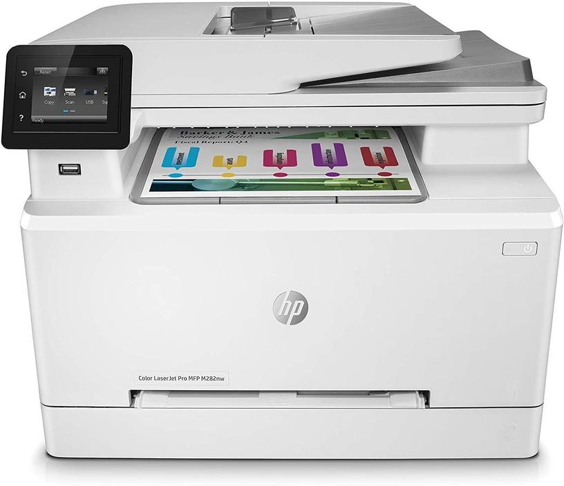 Многофункциональный принтер HP Laserjet Pro M282nw, лазерный