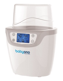 BabyOno Food Warmer And Steriliser 2in1 With LCD