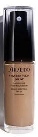 Shiseido Synchro Skin Glow Luminizing Fluid Foundation SPF20 30ml N5
